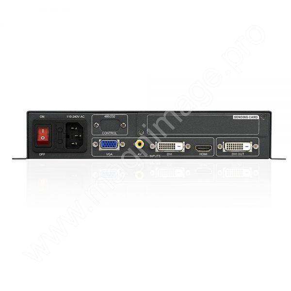 Видеопроцессор для LED светодиодного экрана Magnimage LED-500B input / output