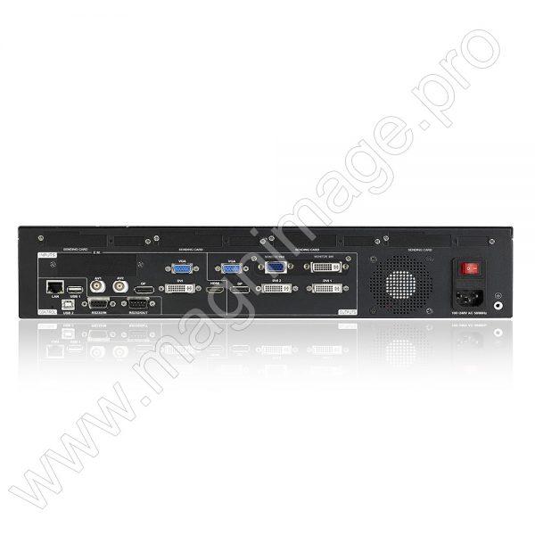 Видеопроцессор для LED светодиодного экрана Magnimage LED-570ES вид сзади 3