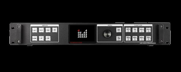 Видеопроцессор для LED светодиодного экрана Magnimage LED-582FS передняя панель