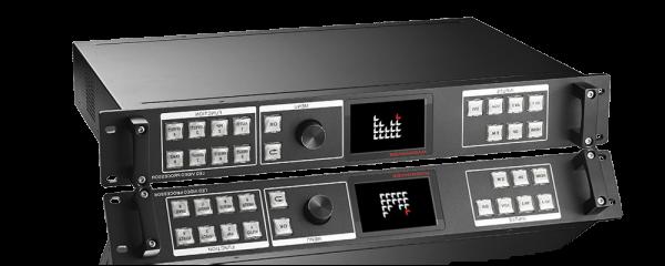 Видеопроцессор для LED светодиодного экрана Magnimage LED-582FS Вид сбоку
