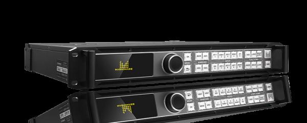 Видеопроцессор для LED светодиодного экрана Magnimage LED-780H Вид сбоку