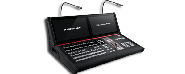 Консоль для управления свитчером Magnimage MIG-H8 основное
