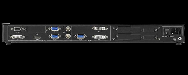 Видеопроцессор для LED светодиодного экрана Magnimage LED-500C задня часть input / output