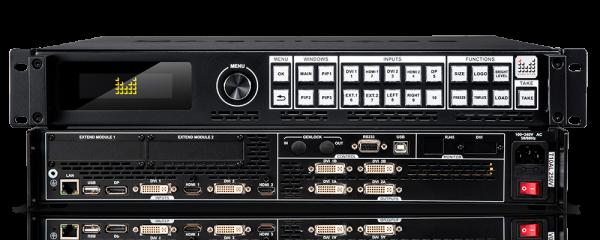 Видеопроцессор для LED светодиодного экрана Magnimage LED-750H Зад+Перед