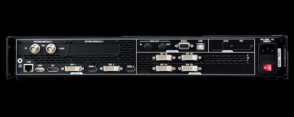 Видеопроцессор для LED светодиодного экрана Magnimage LED-750H Зад