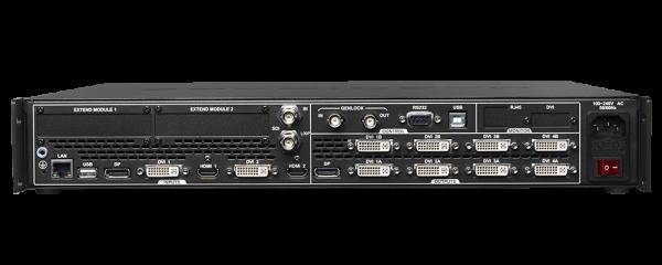 Видеопроцессор для LED светодиодного экрана Magnimage LED-780H Задняя панель