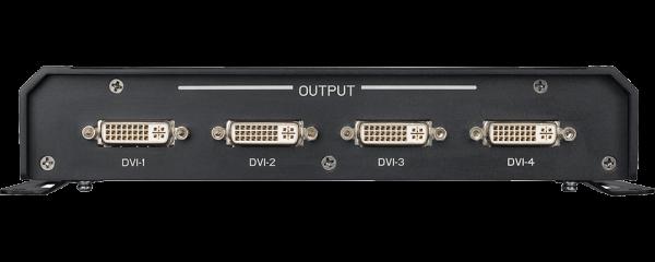Magnimage MIG-F4D Задняя часть порты Output