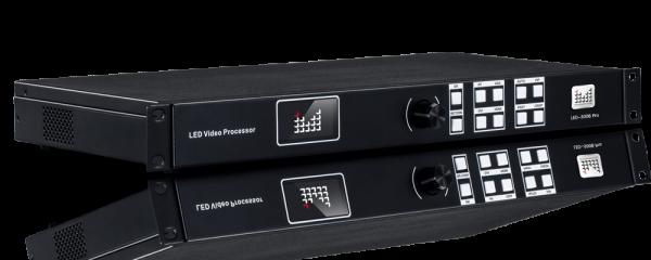 Видеопроцессор для LED светодиодного экрана Magnimage LED-500B передняя панель