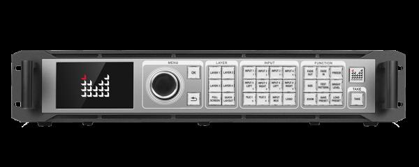 Видеопроцессор для LED светодиодного экрана Magnimage LED-W4000 Вид спереди
