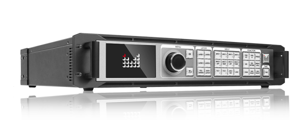 Видеопроцессор для LED светодиодного экрана Magnimage LED-W4000 Перед